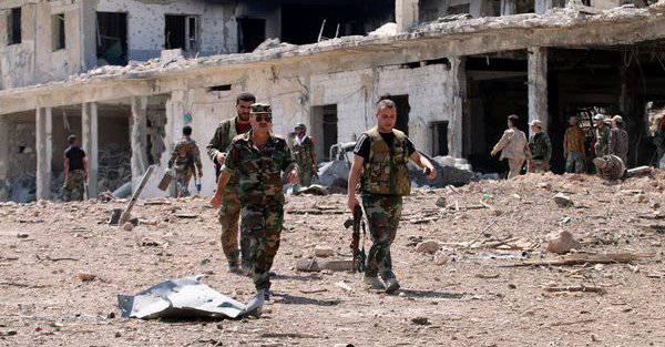 """Американская """"ошибочная"""" бомбардировка в Сирии унесла более 60 жизней сирийский военных"""