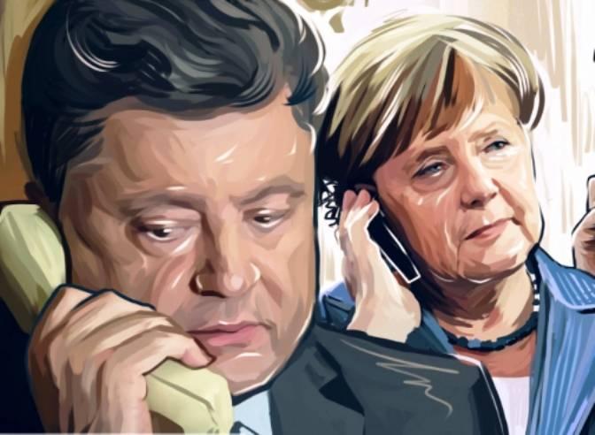 Меркель надеется на продвижение в вопросе реализации минских договорённостей