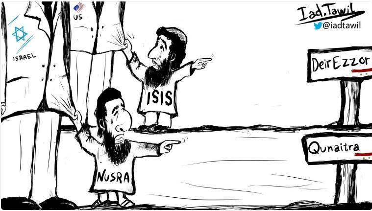 Американское государство Ирака и Леванта