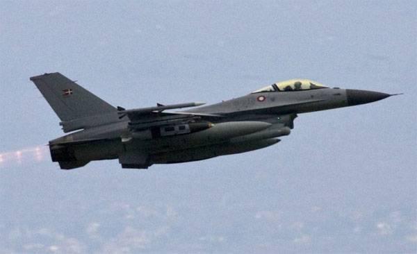 Дания и Австралия признали факты нанесения авиаударов по сирийской армии в районе Дейр-эз-Зора
