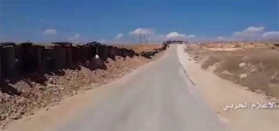 """Режим """"прекращения огня"""" помог боевикам """"Фронта ан-Нусра"""" взять участок дороги близ Алеппо"""
