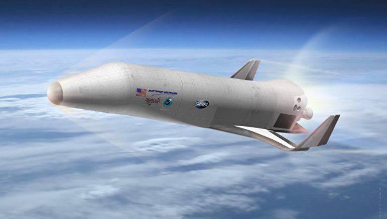 Пентагон потратит $ 147 млн. на разработку гиперзвукового носителя