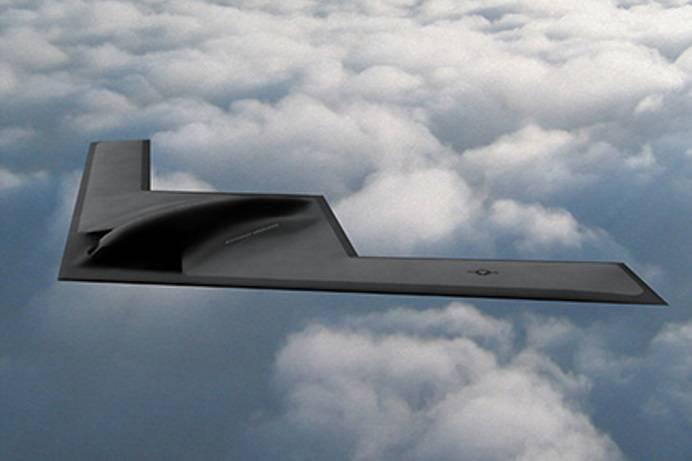 Новый американский стратегический бомбардировщик получит название Raider