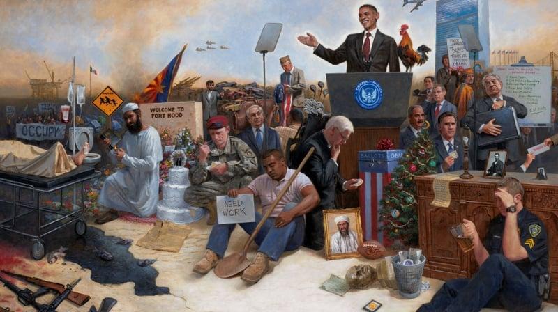 «Скоро всей вашей Америке кирдык»