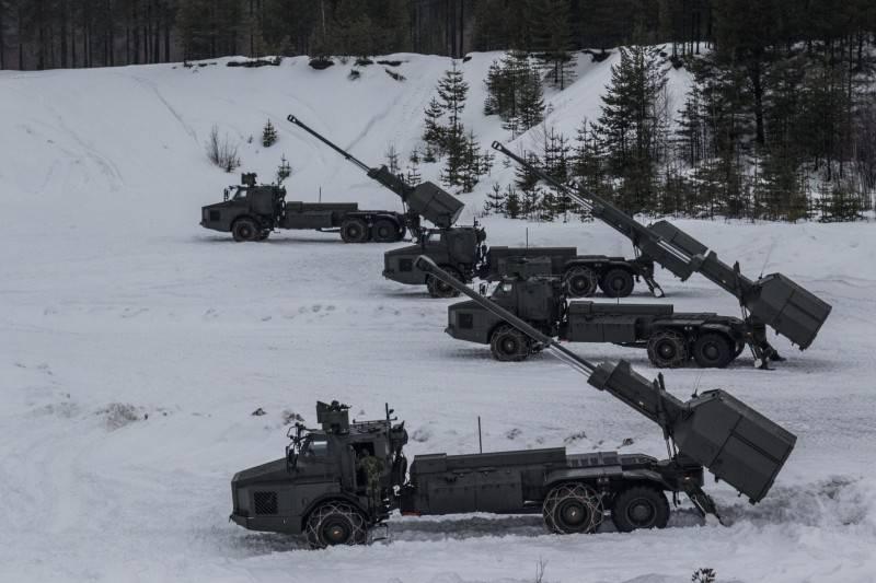 Минобороны Швеции закупит ещё 24 самоходки Archer