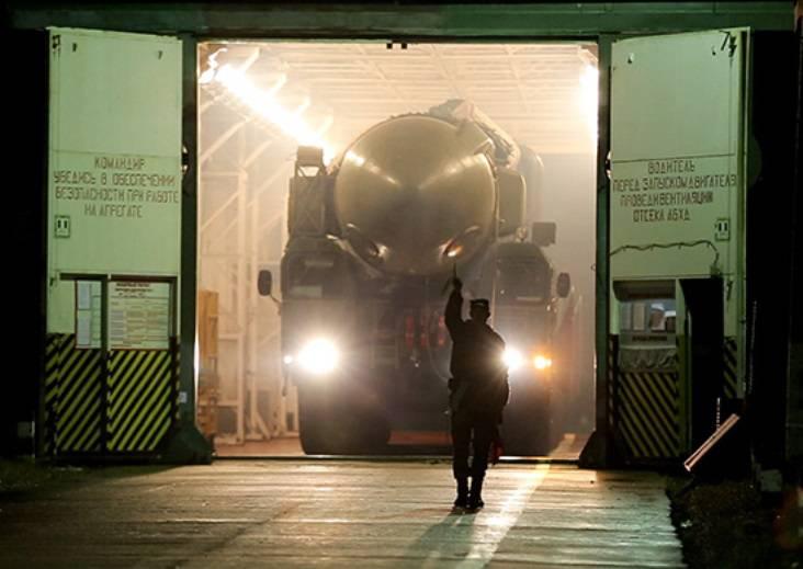 Командующий РВСН: Бологовское соединение в ближайшее время будет перевооружаться на комплексы «Ярс»