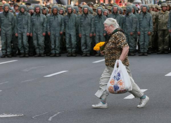 Репортаж: Что происходит на Украине на самом деле?