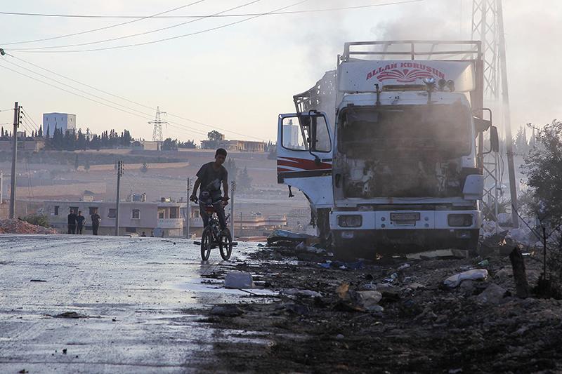 Сирийский конфликт приведёт к войне Запада с Россией?