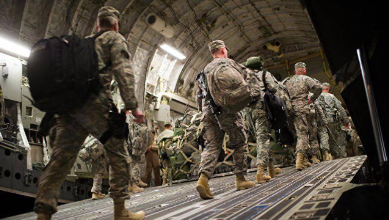 СМИ: Вашингтон может направить в Ирак дополнительные силы