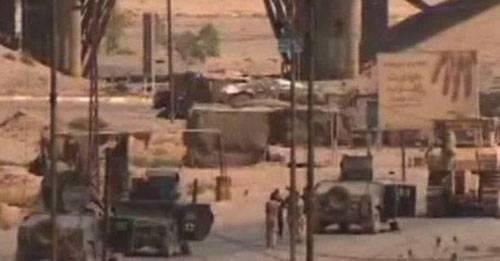 """СМИ: Против американских солдат близ Мосула применили """"химическое оружие"""""""