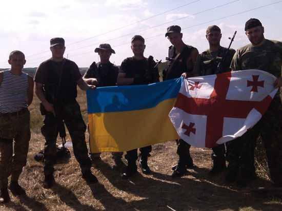 Открытие века: СММ ОБСЕ увидела в Донбассе грузинских наёмников