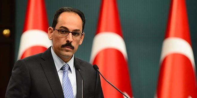 アンカラ氏は、シリアラッカで反イギル作戦を実施することは「阻止された」と語った。