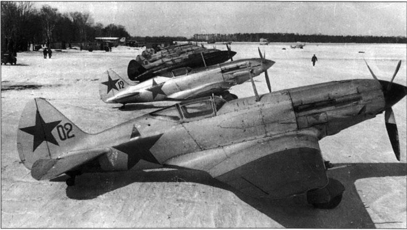 Desenvolvimento do sistema de orientação de caça de defesa aérea durante os anos de guerra