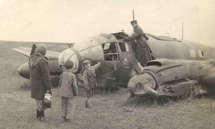 Развитие системы наведения истребителей ПВО в годы войны