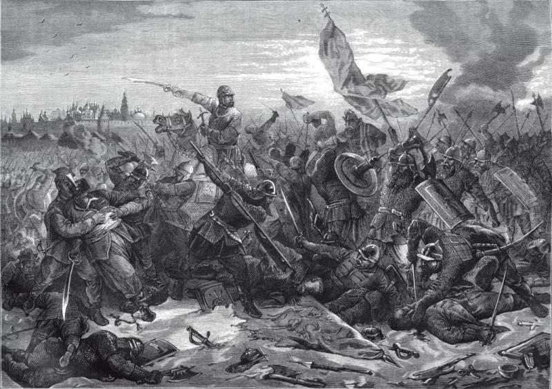 Как польская армия гетмана Ходкевича потерпела поражение под Москвой