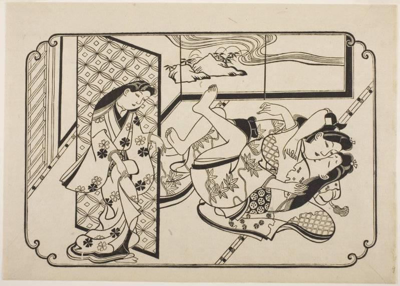 Сексуальная культура самураев