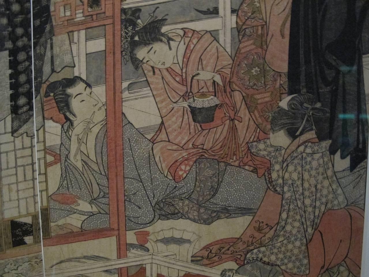 эротика у самураев