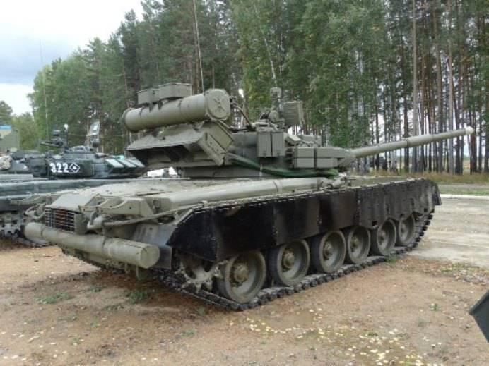 Т-80 на форуме «Армия-2016» под Екатеринбургом