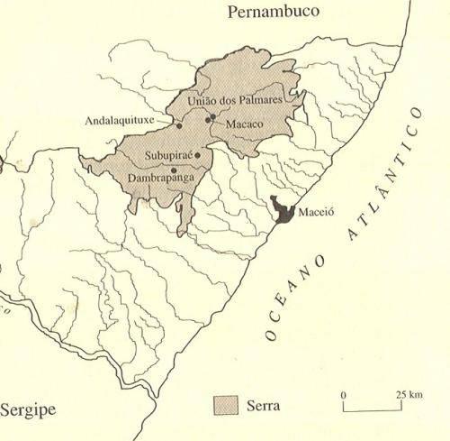 Палмарис. Лесная республика африканских рабов в джунглях Бразилии, вождь Зумби и боевое искусство капоэйры