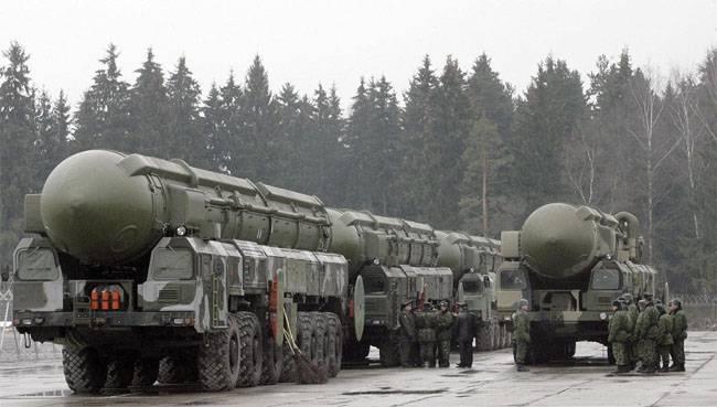 Представитель МИД РФ прокомментировал инициативу о полном отказе от ядерного оружия
