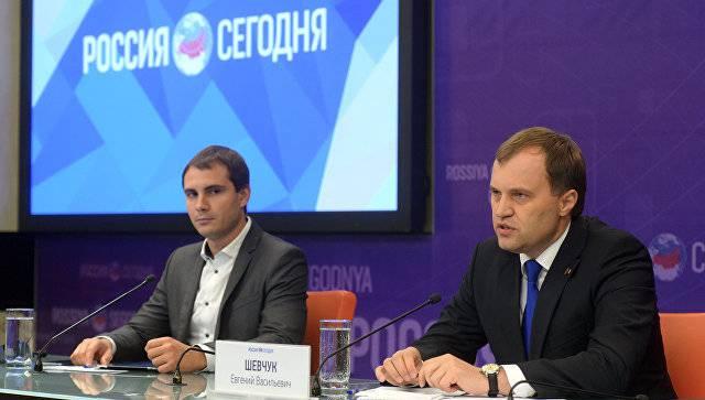 Глава Приднестровья: ситуация с присоединением республики к РФ во многом зависит от возможностей самой России