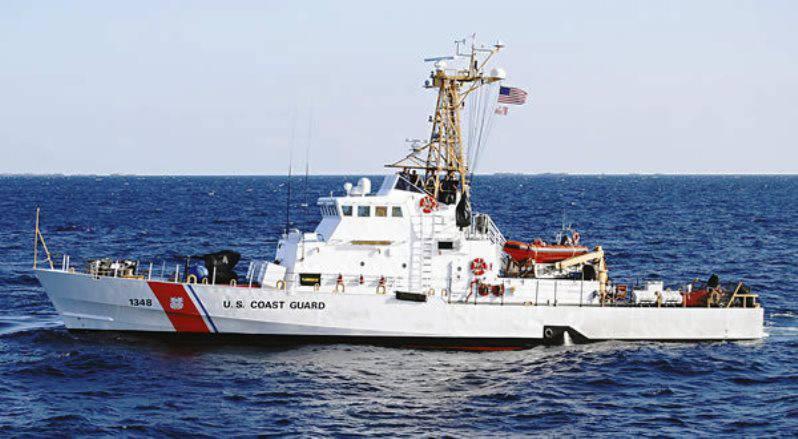 США подарят Службе береговой охраны Грузии два пограничных корабля