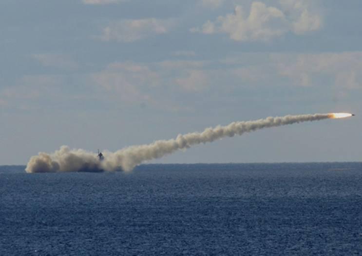 В рамках учения на Чёрном море выполнен пуск ракеты «Москит»