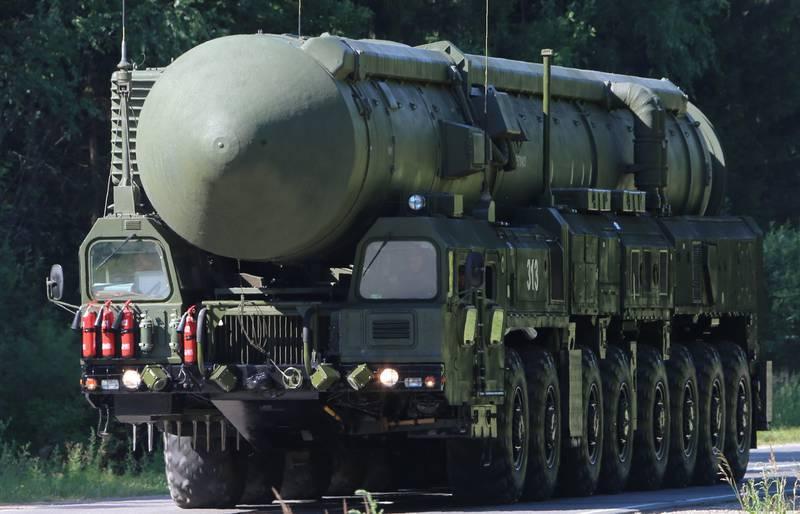 Стратегические ядерные силы России и США. Сегодня и завтра