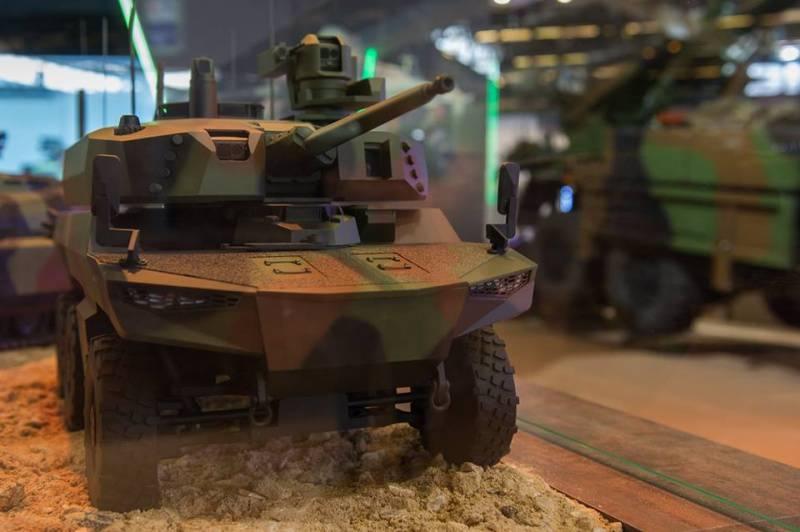 По следам выставки Eurosatory 2016: тенденции развития бронетехники. Часть 1