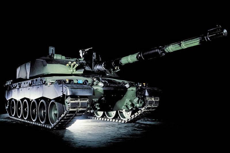 Tank Challenger 2: domande presentate