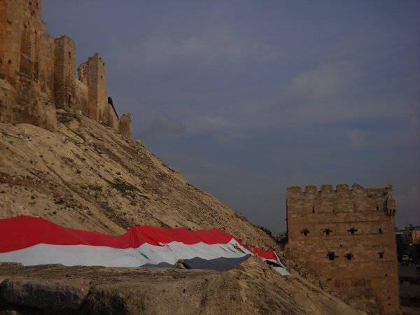 Алеппо – не Бенгази!