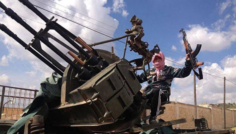 Сирийская оппозиция отказалась продолжать переговоры о мирном урегулировании ситуации