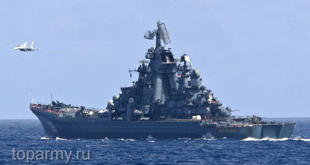 ВБаренцевом море начались масштабные учения Северного флота