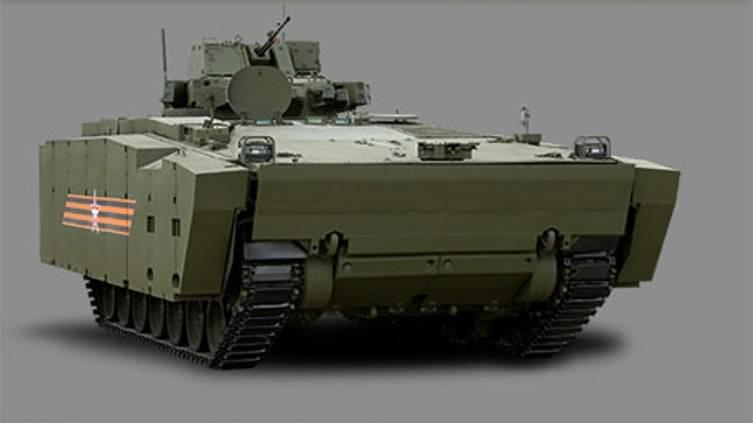 Российскую бронетехнику укомплектуют «чёрными ящиками»