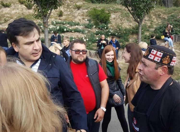 """Глава МВД Грузии: """"Мы ждём Саакашвили в Тбилиси, чтобы надеть на него наручники"""""""