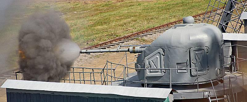 Артиллерийская установка АК-176МА станет оружием новых кораблей