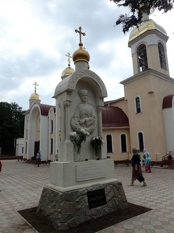 Памятник Петру Врангелю. Это для примирения или мордобоя?