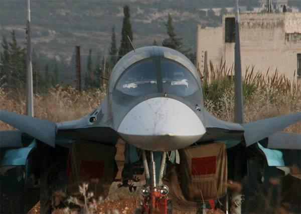 Самолёты ВКС РФ уничтожили игиловскую колонну, прорывавшуюся к Дейр-эз-Зору