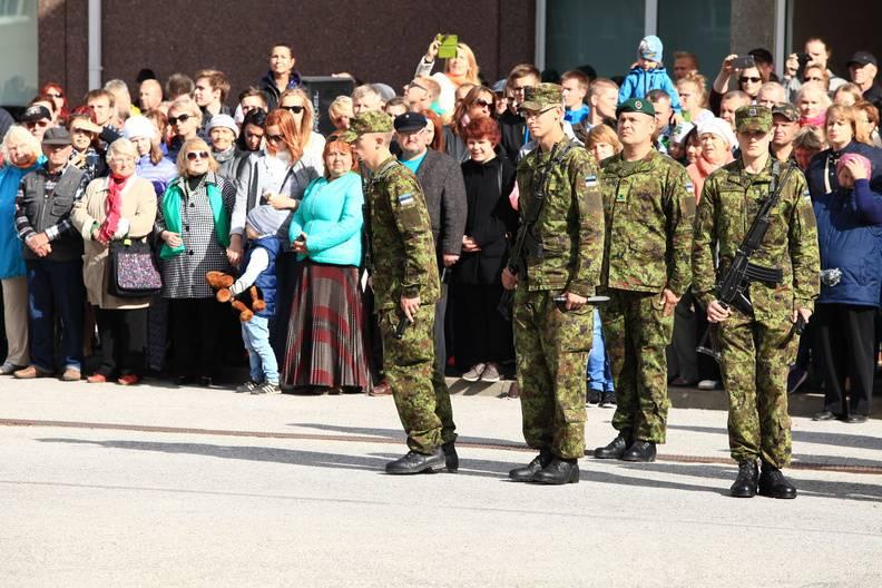 Эстония запланировала рекордные расходы наоборону в 2017-ом году