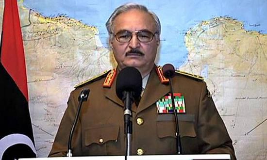 Ливия просит РФ посодействовать вборьбе стеррористами