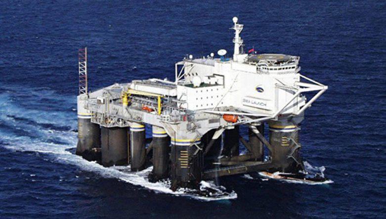 S7 Group покупает плавучий космодром «Морской старт»