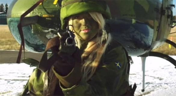 Шведы высказываются за возвращение службы по призыву