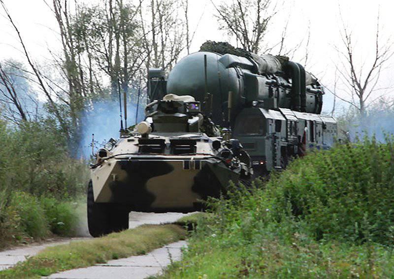 В РВСН поступают тренажёры противодиверсионных машин «Тайфун-М»