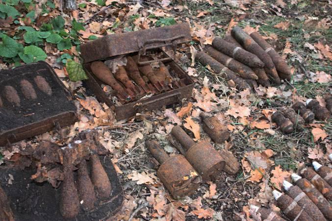 В Ленобласти три человека погибли при утилизации боеприпасов