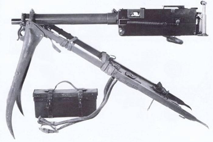 «Максимы» для Швейцарии. Пулемет MG94