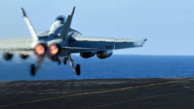 США заявляют, что готовы бомбить сирийскую армию