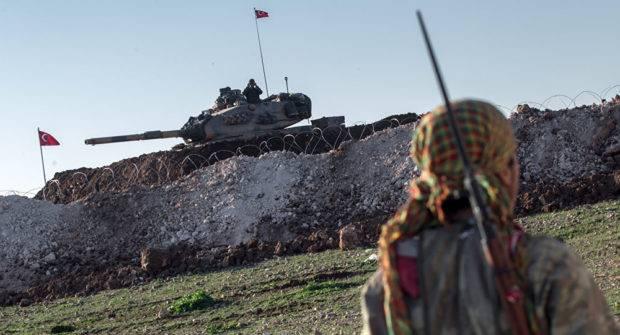От ударов турецких войск погибли мирные жители в сирийской провинции Ракка
