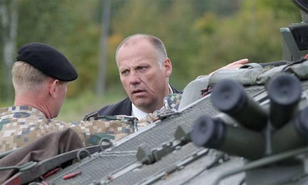 """Как латвийские войска нападение """"Ориентии"""" отбивали"""