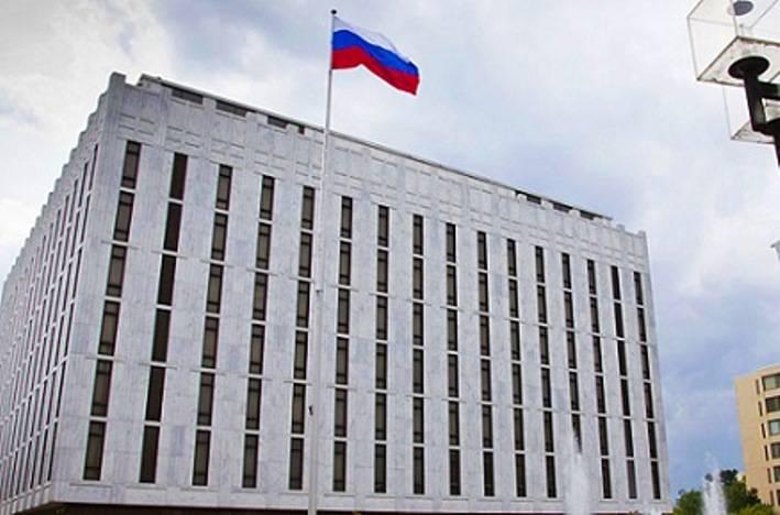 Российское посольство в США предприняло дополнительные меры безопасности из-за угроз радикалов