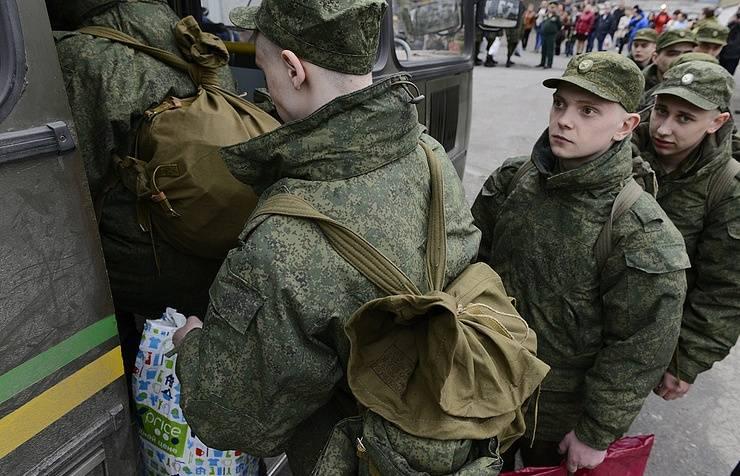 152 тысячи человек должны пополнить ряды ВС РФ в ходе осеннего призыва